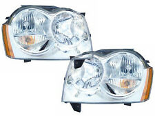 New Jeep Grand Cherokee Right RH & Left LH Side Front HEADLIGHT Assembly Pair