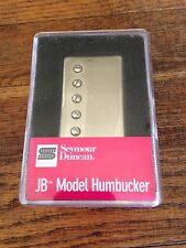 Seymour Duncan JB SH-4 Humbucker Pickup With Nickel Cover (11102-13-NC)