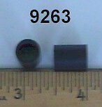 # 9263 Pack of 25 Rubber Sleeves A=9/16, B inner=3/8, B outer=7/16,  inch.