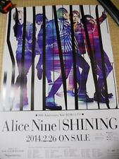 Alice Nine [ SHINING] PSC Visual-kei  JAPAN LIMITED
