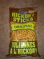 HOSTESS HICKORY STICKS ORIGINAL CHIPS 300G LARGE BAG