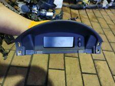 Opel velocímetro multifunción display píxeles reparación lámina de contacto Flexband 04