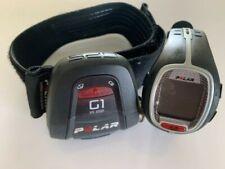 Polar G1 GPS Sensor & Polar RS300X water resistant monitor