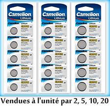 Knopfbatterien Camelion, Lithium und Alkalisch