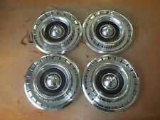 "1958 58 Chrysler Windsor Saratoga Hubcap Rim Wheel Cover Hub Cap 14"" OEM USED 4"