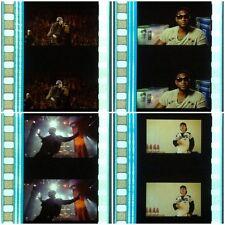 Seltene * Justin Bieber & Usher * 35mm Streifen Film Cell Kinoframe  CD Musik