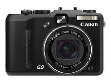 Canon PowerShot G9 12.1MP 3''SCREEN 6X Optical Zoom Digital Camera
