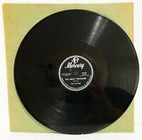 "THE PLATTERS - THE GREAT PRETENDER - 1955 MERCURY RECORDS-10"" 78RPM-BLACK LABEL"