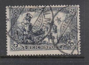Germany - 3m Germania Issue (Used) 1899 (CV $125)