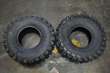 POLARIS 200 PHOENIX - 22x10x9  BRAND NEW BOSS RACING REAR ATV Tires (6 Ply set)