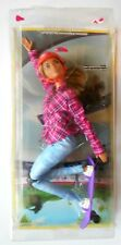 BARBIE MADE TO MOVE DOLL DVF70 Mattel #881