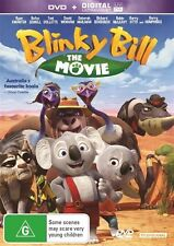 Blinky Bill: The Movie (DVD/UV) - DVD Movie 2015 - Region 4 - NEW