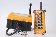 F23-Bb Single Emitter Hoist Crane Radio Wireless Remote Control switch Dc 24V
