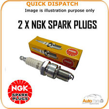 2 X NGK SPARK PLUGS FOR MAZDA RX8 ROT. 2003- RE8C-L