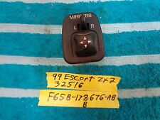 1999 ford escort zx2 power mirror switch control adjuster button 1997 1998 2000