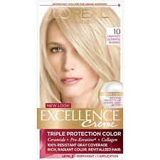 L'Oreal Excellence Creme 10 Lightest Ultimate Blonde