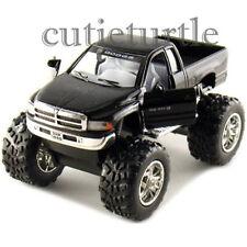 Kinsmart Off Road Big Foot Monster Dodge Ram 1500 PickUp Truck 1:44 Black