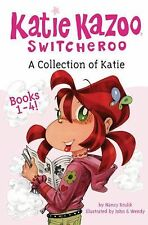 Katie Kazoo, Switcheroo: A Collection of Katie Books 1-4 Nancy Krulick Hardcover