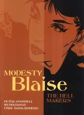 Modesty Blaise: The Hell Makers, O'Donnell, Peter, Acceptable Book