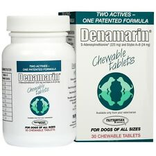 Denamarin 225 mg for Dogs of All Sizes 30 Tabs