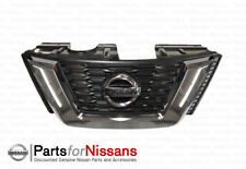 Genuine Nissan 2017 Rogue Front Grille Assembly 62310-6FL0B