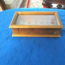 Vintafe Reuge Swiss Music Box With Three (3) Movements Working.