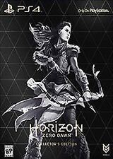 Horizon: Zero Dawn -- Collector's Edition (Sony PlayStation 4, 2017) Complete