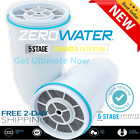 NEW Zero Water Replacement Water Filter Cartridges 1/2/3/4/5 PACK photo