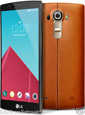 LG G4 DUAL (H818N) BROWN 3G & 4G  32GB 3GB RAM 16MP CAMERA BRAND NEW IMPORTED
