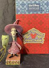 Disney Traditions ~Jim Shore Nightmare Before Christmas ~ MASK OF FRIGHT -Shock