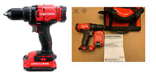 CRAFTSMAN V20 1-Tool 20-Volt Max Power Tool Combo Kit with Soft Case Charger not