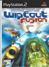 WIPEOUT FUSION for Playstation 2 PS2 - PAL