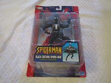 Toy Biz Marvel Spider-Man Classics Black Costume Missile Launching Glider