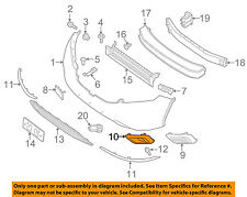 NISSAN OEM 15-16 Murano Front Bumper-Lower Molding Trim Right 622565AA0A
