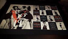 En Vogue Rare Original Grammy Award Promo Poster Ad Framed!