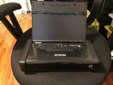 Epson WorkForce WF-100 portable printer