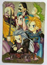 Final Fantasy VII Vending Cards Prism 44