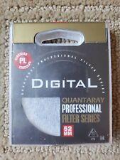 Digital Quantaray Professional Series 52mm UV Camera Filter - Unopened