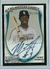 Comprehensive Guide to the Bowman AFLAC All-American Game Autographs 86
