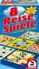 Schmidt Spiele 8 Reise-Spiele magnetisch