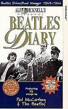 BEATLES DIARY - ALF BICKNELL'S PERSONAL DIARY - 85 MINS - VHS PAL (UK) VIDEO
