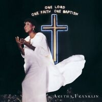 ARETHA FRANKLIN - ONE LORD,ONE FAITH,ONE BAPTISM   CD NEU