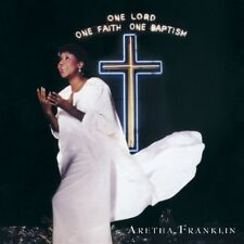 ARETHA FRANKLIN - ONE LORD,ONE FAITH,ONE BAPTISM   CD NEW+