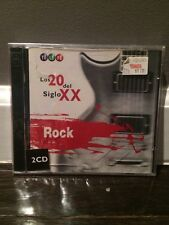 Los 20 Del Siglo Xx-Rock [CD New]