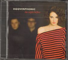 HOOVERPHONIC The Night Before CD 12 track 2010