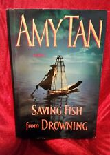 Saving Fish from Drowning by Amy Tan (Hardcover)