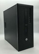 HP PC ProDesk 600 G1 TWR, i5 4570 4x 3.2 GHz, 8GB, 500GB HDD, DVDRW, WIN 10 PRO
