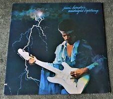 "Jimi Hendrix / Midnight Lightning / 1975 Reprise Records 12""LP"