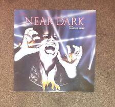 Near Dark movie soundtrack score Tangerine Dream lp