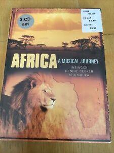 Insingizi, Bekker, Khumbula - Africa a Musical Journey CD (2006) New